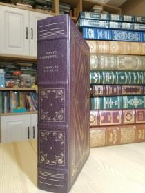 Franklin Library豪华装订收藏版狄更斯的 David Copperfield