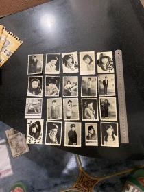 八十年代美女学生老照片20张