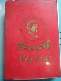 革命委员会好(毛像林题)