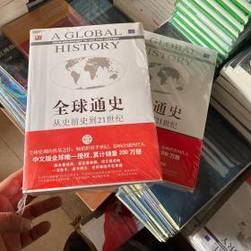 全球通史 上下册斯塔夫里阿诺斯从史前史到21世纪上下两册原版青少年版第7全套全球科技通史世界通史历北京大学出版社的书