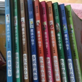 心灵童话系列:魔法小仙子升级版1-10册