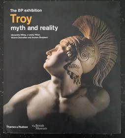 Troy: myth and reality 特洛伊 神话和现实 大英博物馆特展画册