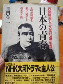 日文原版书:日本の青春