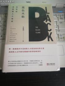 黑色火焰 20世纪美国黑人小说史(未拆封)