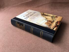 Great Illustrated Novels: Great Expectations / David Copperfield / Oliver Twist / A Christmas Carol / 查尔斯·狄更斯小说全集:远大前程 / 大卫·科波菲尔德 / 雾都孤儿 / 圣诞颂歌 (英语 精装 插图)