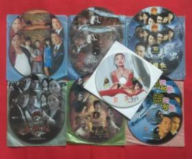 VCD/DVD电影:6部(12张合售)送:舒其电影1碟.[无外包装]