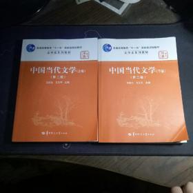 中国当代文学(上下卷)(第2版 第二版)王庆生 华中师范大学出版社