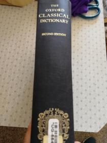 The Oxford Classical Dictionary Second Edition 牛津古典大辞典