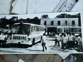 热烈庆祝扬子石化公司至鼓楼公交线开通 纪念老照片