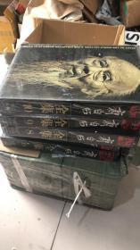 齐白石全集.【全十册】.。8开厚本精装函套全新,