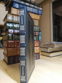 伏尔泰的老实人 Candide 富兰克林图书馆1979年版