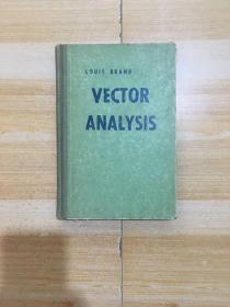 VECTOR ANALYSIS(英文原版)