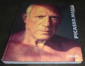 2手英文 Picasso Mania: Picasso and the contemporary masters 毕加索和当代大师 xjc35