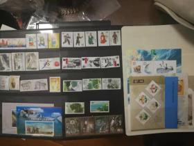 2001年 邮票 打折