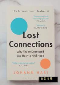 失去的联系 Lost Connections Johann Hari