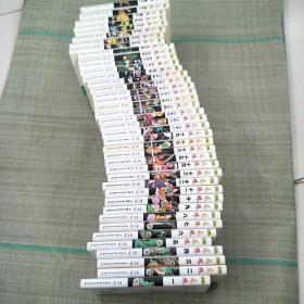 龙珠(中国少年儿童出版社)缺18,20(40本合售)有防伪标