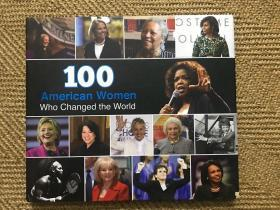 100 American women who changed the world
