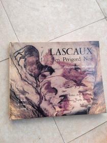 法文原版书:Lascaux  en  perigord  Noir  (横16 开本,精装)