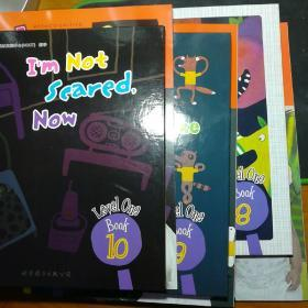 Kids Brown 布朗儿童英语(8-10册3本合售)