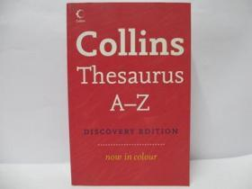 CollinsPaperbackThesaurusA-Z