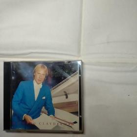 光盘:理查德克莱德曼钢琴曲 命运 (1碟装)