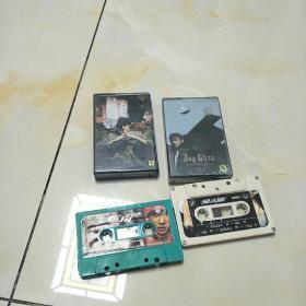 周杰伦磁带:《周杰伦叶惠美,11月的肖邦》。