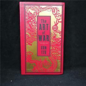 孙子兵法英文版 The Art of War 软精装外文原版英语类 三面烫金 sun tzu