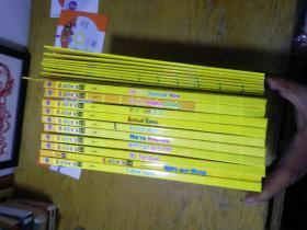 正版 Kids Brown2.0 Level Two 布朗儿童英语 1(1-10册)附练习册1-10(20本合售)