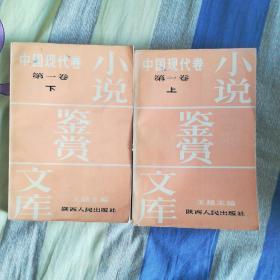 小说鉴赏文库中国现代卷第一卷上下