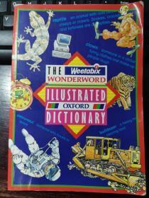 The Weetabix Wonderword  Dictionary