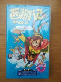 52集大型动画片;西游记 VCD26碟装全