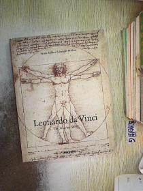 LEONARDO DA VINCI  THE GRAPHIC WORK 达芬奇的绘画作品