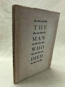 法雷经典插图本:The man who died  珍藏版,劳伦斯著   JOHN FARLEIGH精美版画,1935年出版。