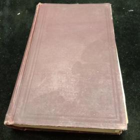 外文版医学书籍(1929年)