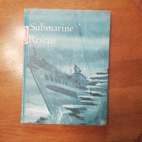 submarine rescue 潜艇救援 插图本 1959