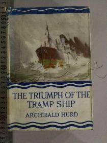 THE TRIUMPH OF THE TRAMP SHIP(1922年版). ---[ID:611628][%#128A4%#]