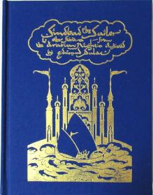 尾单精装 Sindbad the Sailor and Other Stories from The Arabian Nights