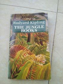 《Rudyard  Kipling  THE  JUNGLE  BOOKS》拉迪亚德·吉卜林《丛林之书》