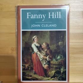 Fanny Hill 芬妮希尔 英文原版