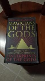英文原版:Magicians Of The Gods: Sequel To The International Bestseller Fingerprints Of The Gods