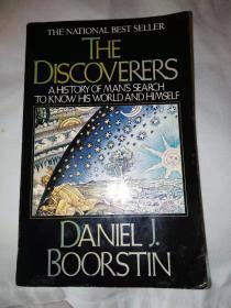 历史经典  Daniel J. Boorstin:The Discovers: A History of Mans Search to Know His World and Himself 《 发现者:人类探索世界和自我的历史》