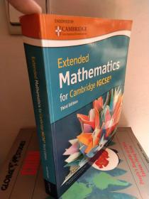 Extended Mathematics for Cambridge IGCSE(附送光盘)