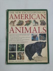 The New Encyclopedia of American Animals 美国动物新百科全书