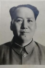 毛主席和朱德总司令老照片