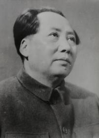 早期毛主席老照片