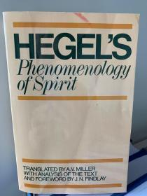 Hegels Phenomenology of Spirit