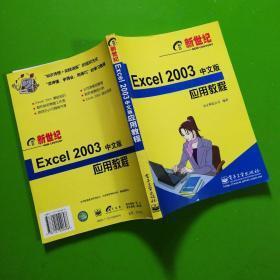 新世纪Excel 2003中文版应用教程