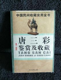 唐三彩鉴赏及收藏 中国民间收藏实用全书