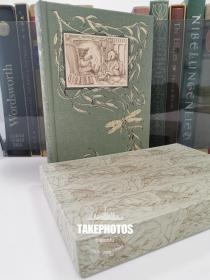 The Wind In The Willows 《柳林风声》 Kenneth Grahame 肯尼斯•格雷厄姆 经典童话故事 folio society 布面精装 带书匣 精品图书