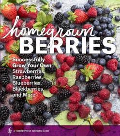 Homegrown Berries 自家種植漿果指南 平裝